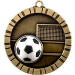 Soccer 3-D 3-D Series Medal Awards