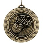 Basketball Spin 360 Series Medal Awards