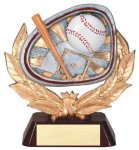 Stamford Resin Baseball Baseball Trophy Awards