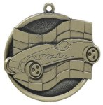 Mega Medal Pinewood Derby Car/Automobile Trophy Awards