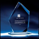 Crystal Summit Clear Optical Crystal Awards