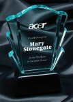Coronet Jade Award Corporate Acrylic Awards