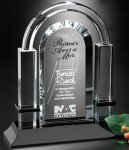 Biltmore Award Crystal Glass Awards
