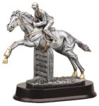 Jumper Horse, Male Equestrian Trophy Awards