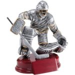 Hockey Goalie Resin Hockey Trophy Awards