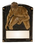 Wrestling Legends of Fame Award Legends of Fame Resin Trophy Awards