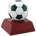 Soccer Resin Mini-Series Resin Trophy Awards