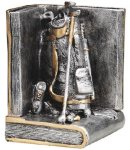 Golf Bookend Misc. Resin Trophy Awards