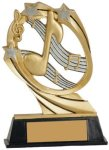 Music Cosmic Resin Trophy Music Trophy Awards