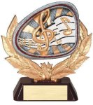 Stamford Resin Music Music Trophy Awards