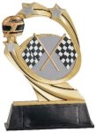 Racing Cosmic Resin Trophy Racing Trophy Awards