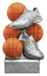Basketball Sport Bank Resin Bank Award Trophies