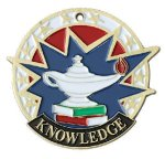 USA Sport Knowledge Medals Scholastic Trophy Awards