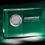 Zilo Desk Clock Secretary Gift Awards