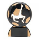 Shadow Sport Female Soccer Soccer Trophy Awards
