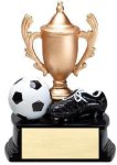 Cup Theme Series Soccer Soccer Trophy Awards