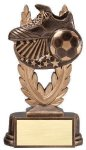 Star Blast Resin Soccer Soccer Trophy Awards