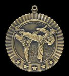 Star Karate Female Medals Star Medal Awards