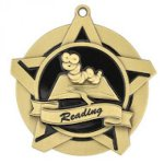 Reading Super Star Medal  Super Star Medal Awards