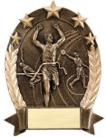 5 Star Oval Track Track Trophy Awards