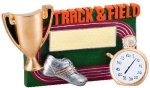 Winners Cup Resin Track Track Trophy Awards
