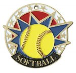 USA Sport Softball Medals USA Sport Medals