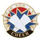 USA Sport Cheerleader Medals USA Sport Medals
