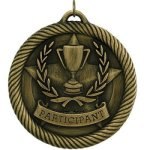 Participant Value Medal Awards
