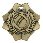 Imperial Football Medals Wreath Medal Awards